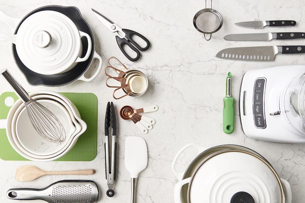 8 Cooking Tools You Needs In Your Kitchen