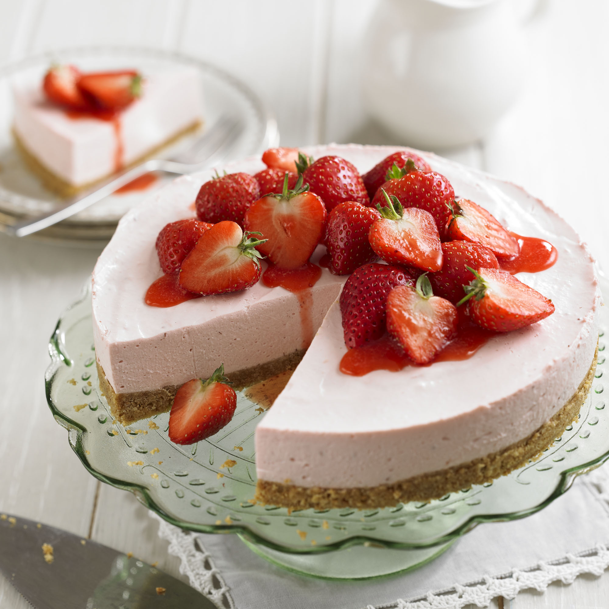 Sugar-Free Cheesecake