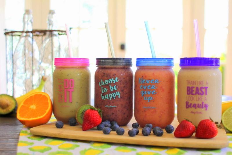 4 Healthy Smoothie Recipes