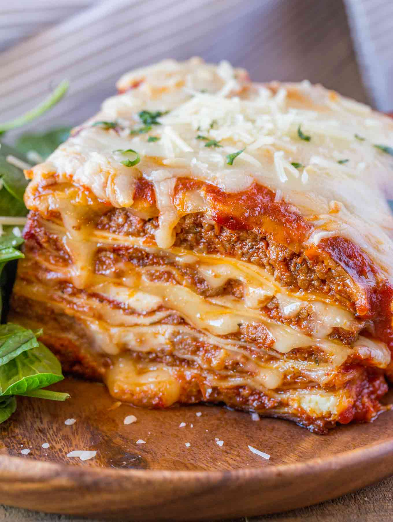 Amazing Lasagna Recipe