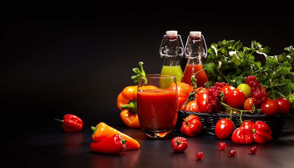 Multivitamin Vegetable Juice
