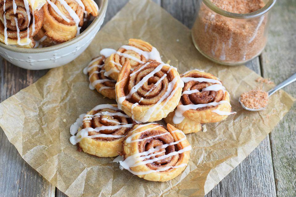 Dough Cinnamon Rolls