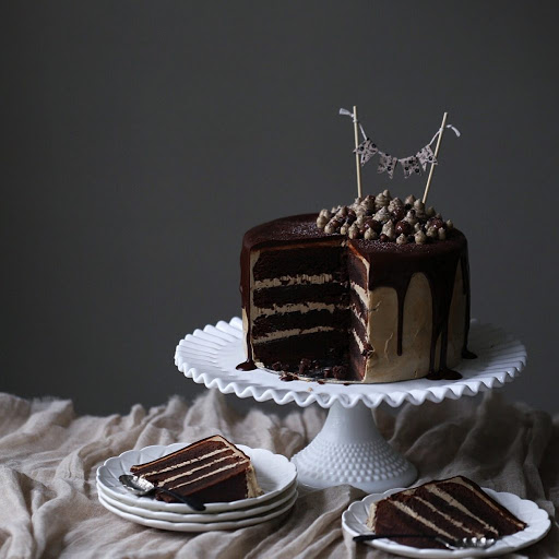 Chocolate Coffee Mud Cake Recipe