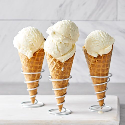 Basic Vanilla Ice-Cream